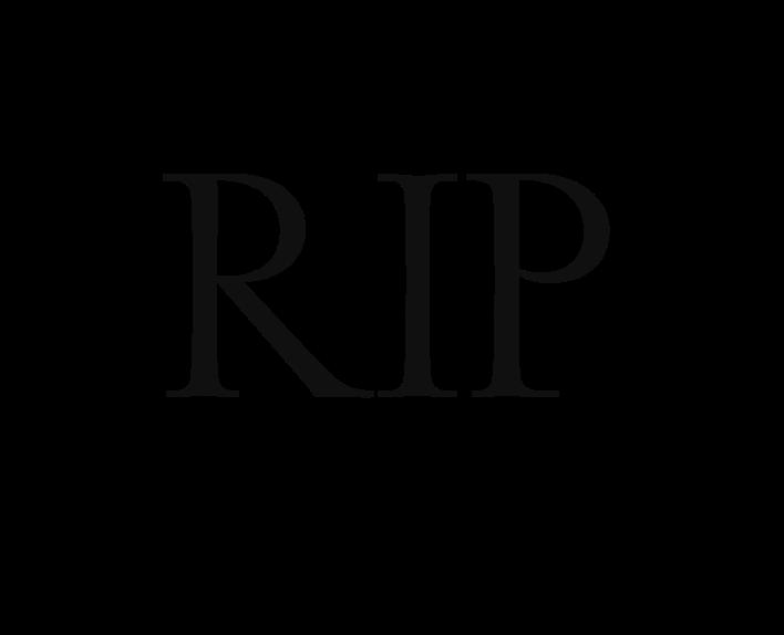 RP - Fonts - Dear Sir/Madam