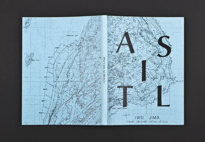 David Ortiz   A Stake in the Land   editorial design, book