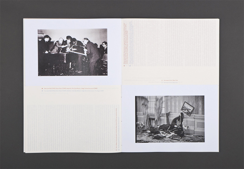 David Ortiz | The Destructive Character | editorial design, book