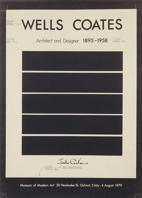 Modern Art Oxford 50:50 | 36. Wells Coates