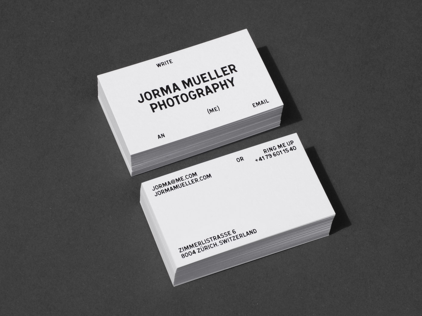 Bureau Collective – Jorma Mueller Photography