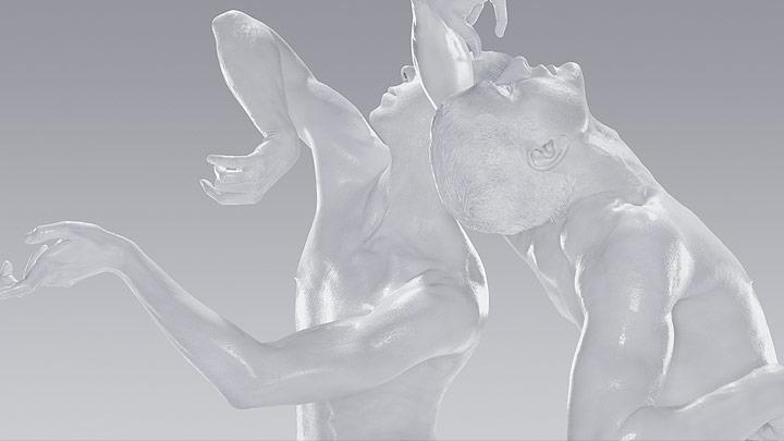 COLLIDER / Projects / Sydney Dance Company - Mercury