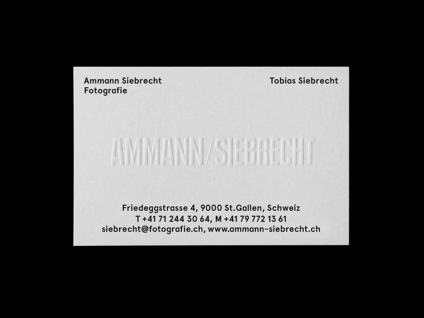 Bureau Collective – Ammann Siebrecht