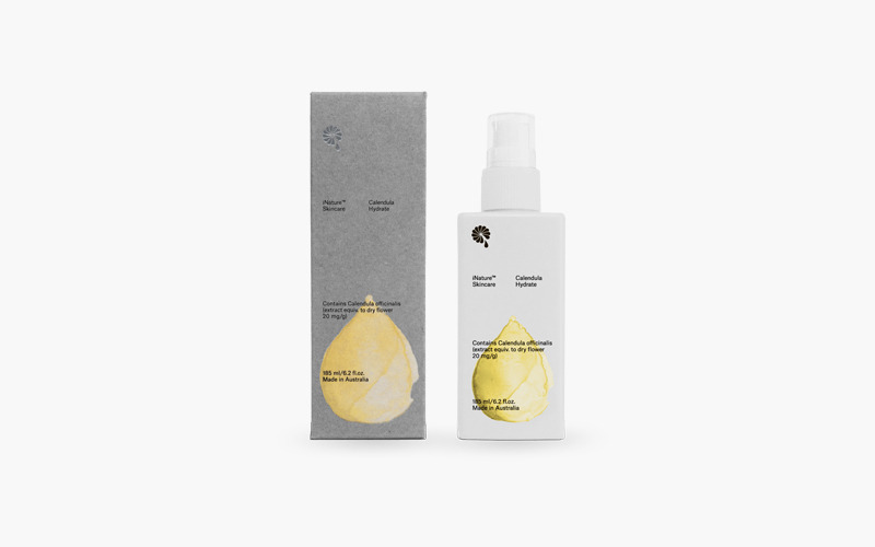 Bedow — Examples of Work — Packaging, iNature Skincare