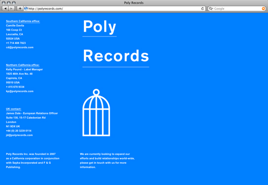Poly Records