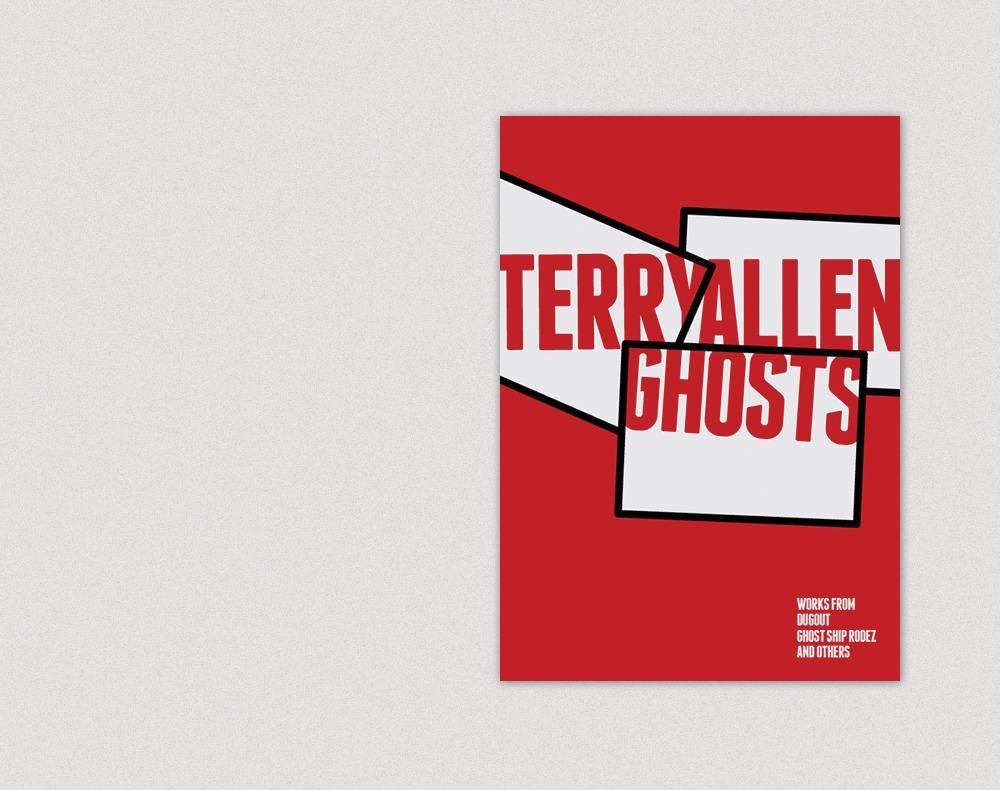 Terry Allen — Ghosts - Kyle LaMar