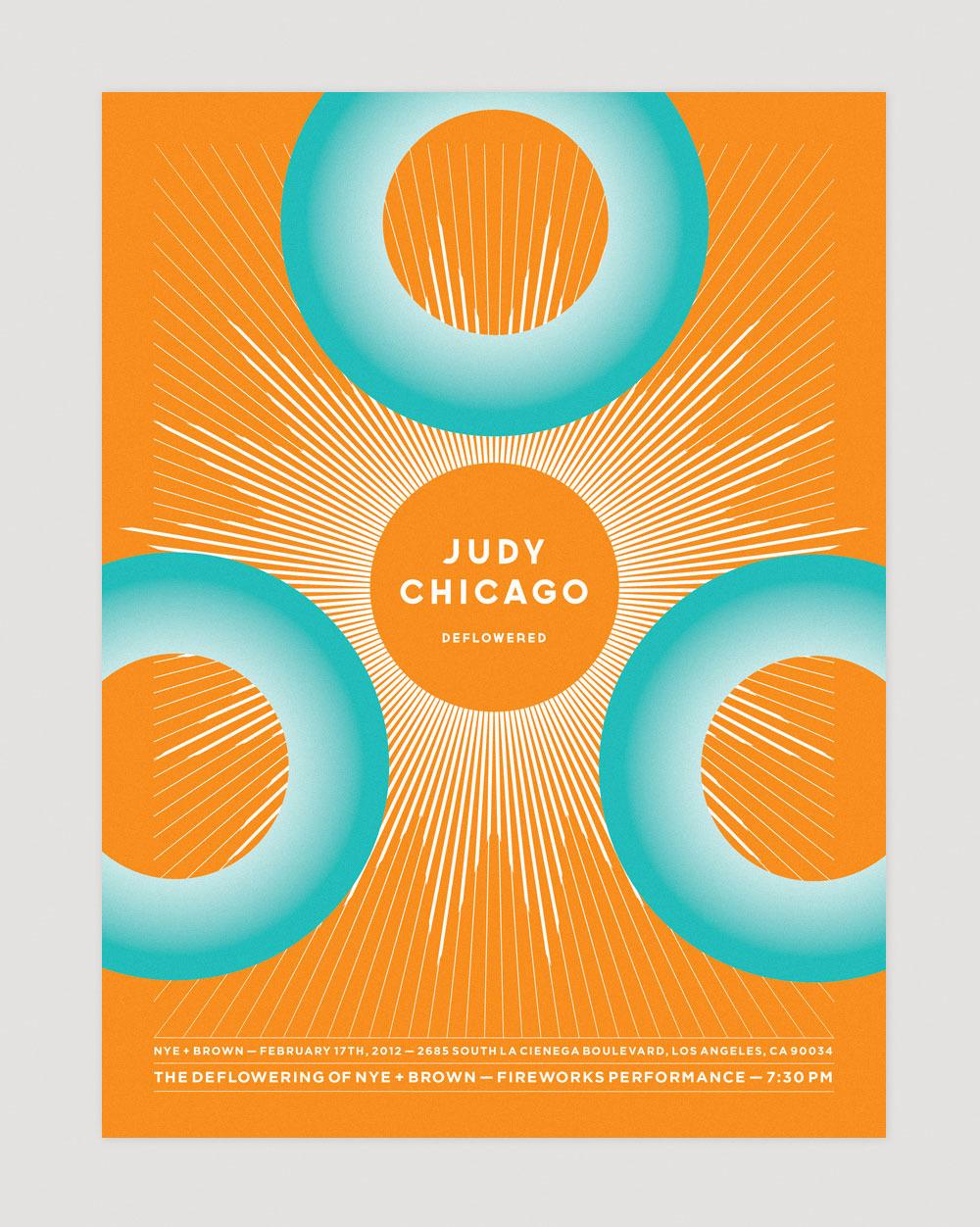 Judy Chicago — Deflowered - Kyle LaMar