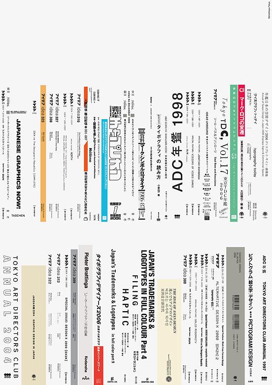 How Very Tokyo | Bibliothèque Design