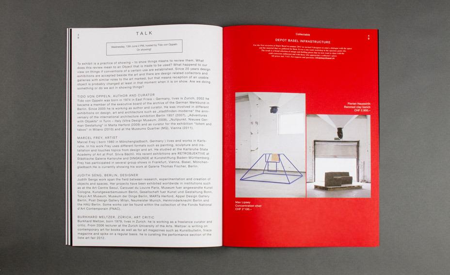 DEUTSCHE & JAPANER - Creative Studio - depot basel magazine