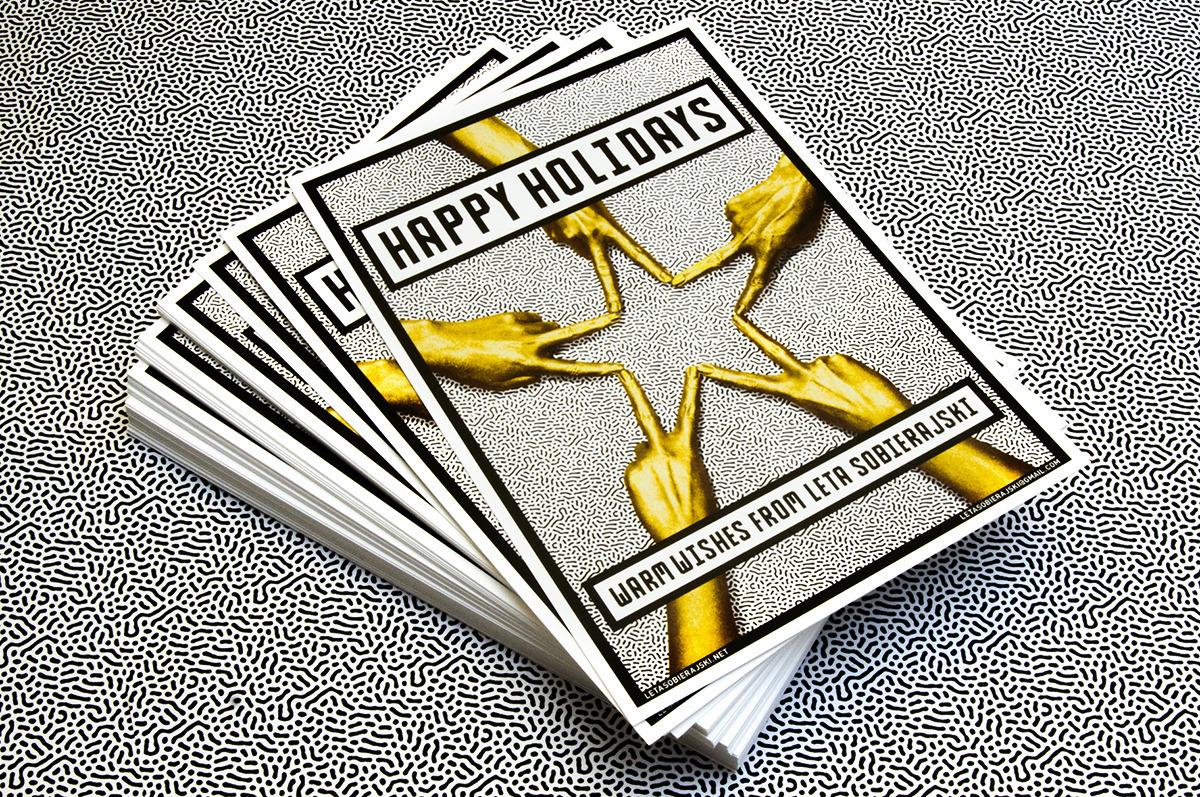 Happy Holidays 2012 - Leta Sobierajski
