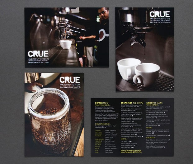 Crue coffee lounge / PRINCIPLE DESIGN