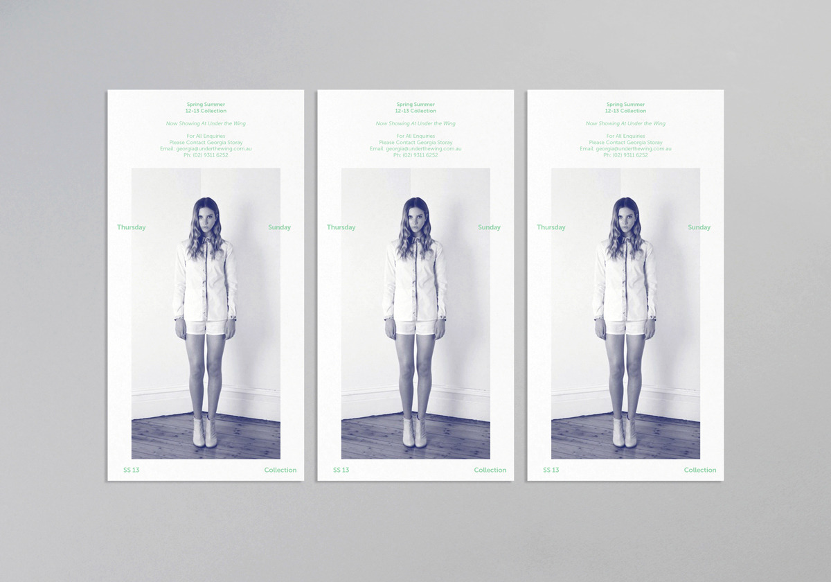 Surya Prasetya | Graphic Design | Melbourne | TS SS13 Collateral