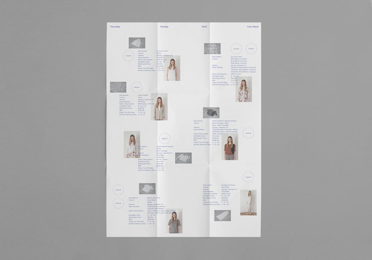 Surya Prasetya   Graphic Design   Melbourne   TS SS13 Collateral