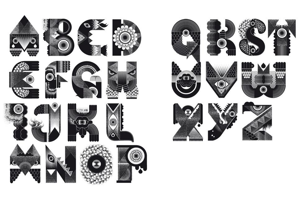 TYPOGRAPHIE FREAKS