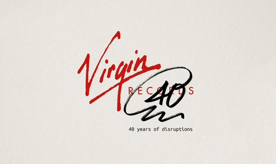 TiRA - Virgin Records - 40 years of disruptions.