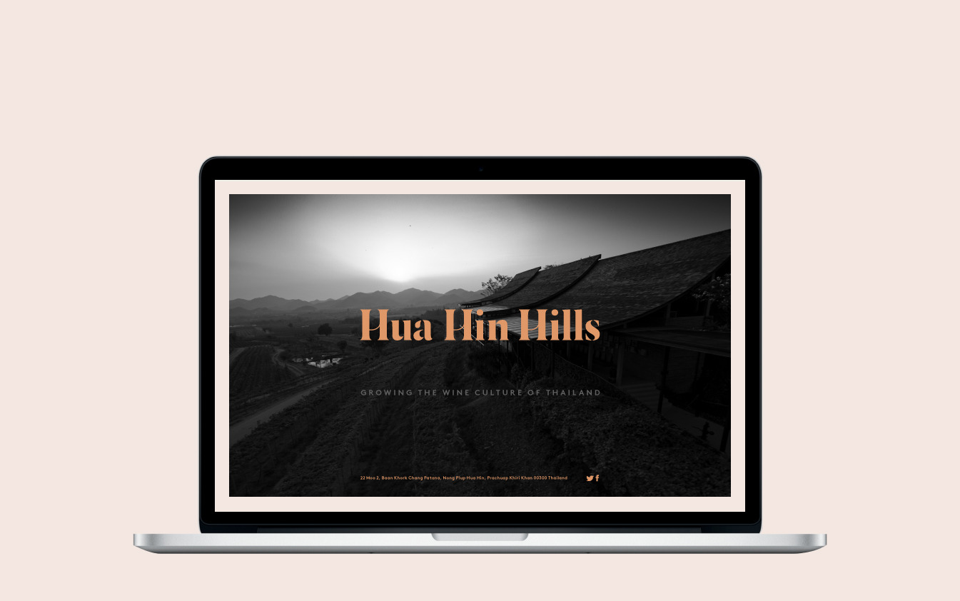 Hua Hin Hills — Tom Clayton