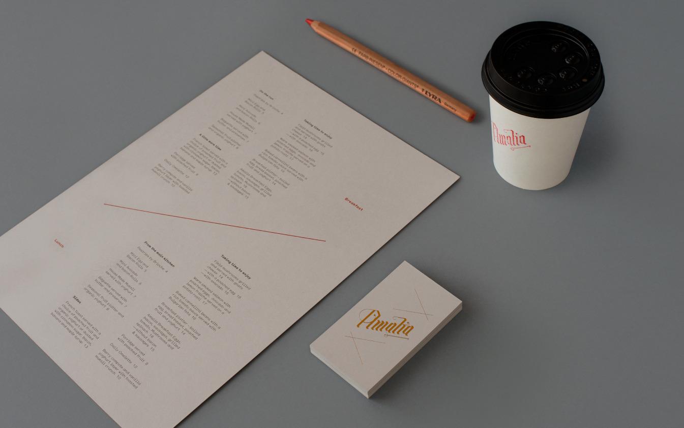 Café Amalia — Tom Clayton