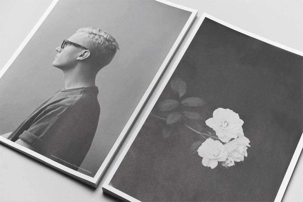 goshi uhira – design for visual communication – buddyoptical 'feel college collection' photograph by nicholas haggard