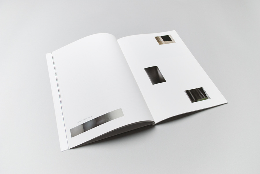 goshi uhira – design for visual communication – mp1 artists' book 'expanded retina'
