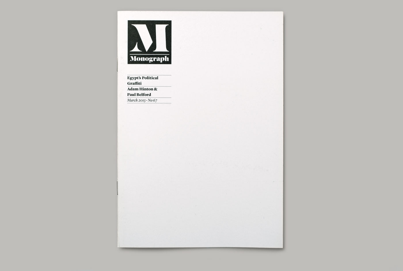 Paul Belford Ltd. Creative Review - Booklet 3