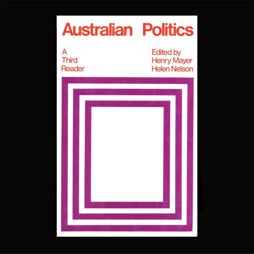 Re:Collection - Australian Politics Book Cover