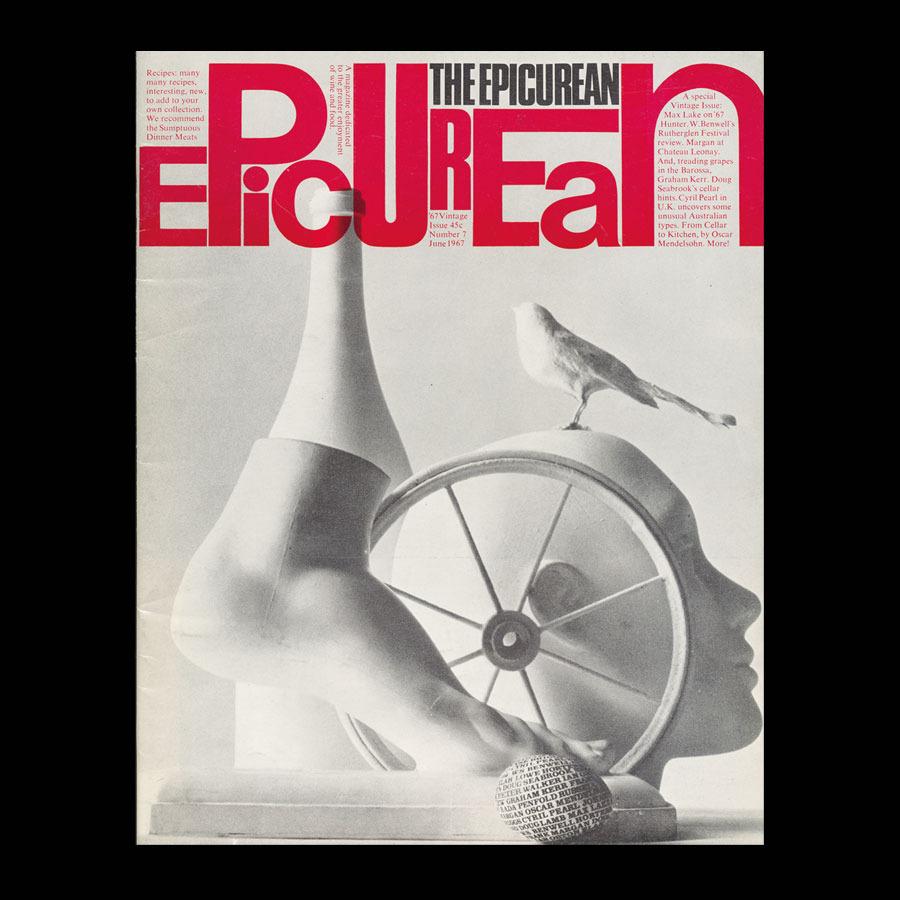 Re:Collection - Epicurean #7 Cover
