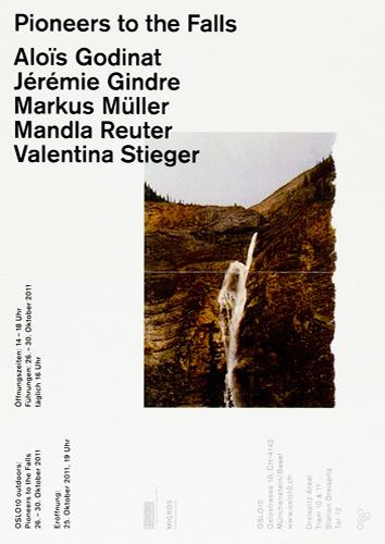 Oslo 10 posters: B & R Graphic Design