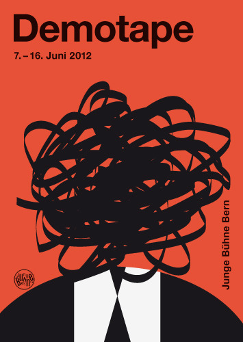Young stage Bern: B & R Graphic Design