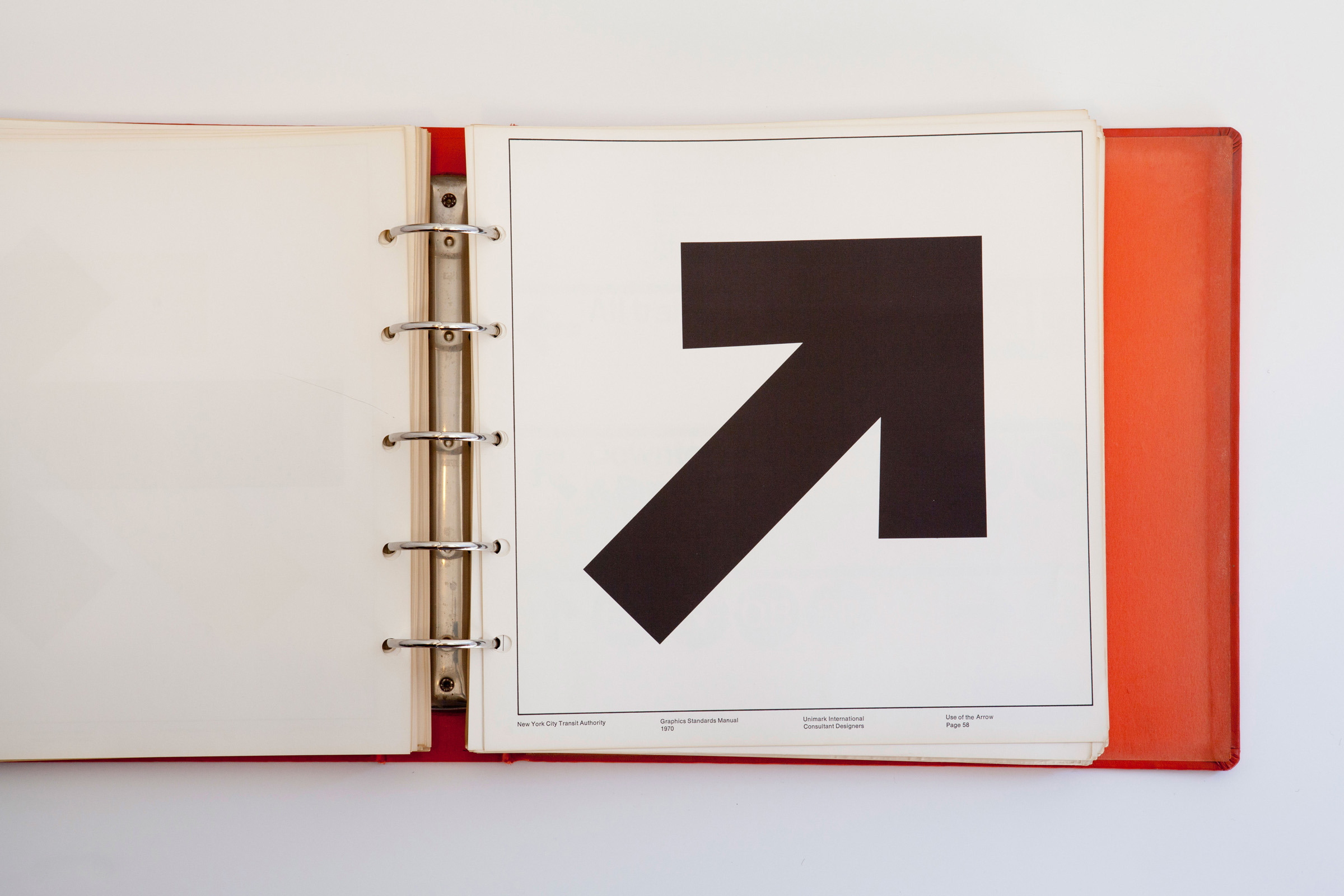 New York City Transit Authority Graphics Standards Manual
