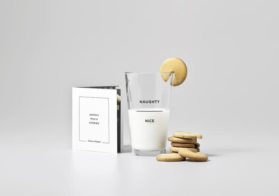 Best Awards - Alt Group. / Fisher & Paykel Xmas Gift