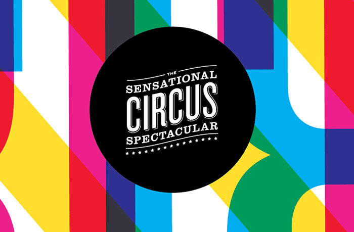 Sensational CircusSpectacular - TheDieline.com - Package Design Blog