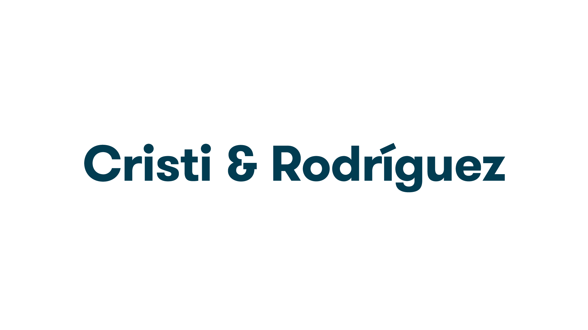 Cristi & Rodríguez - AWAYO