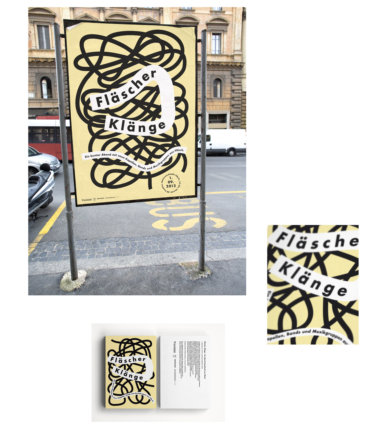 Luzi Gantenbein Visual Communication Bern