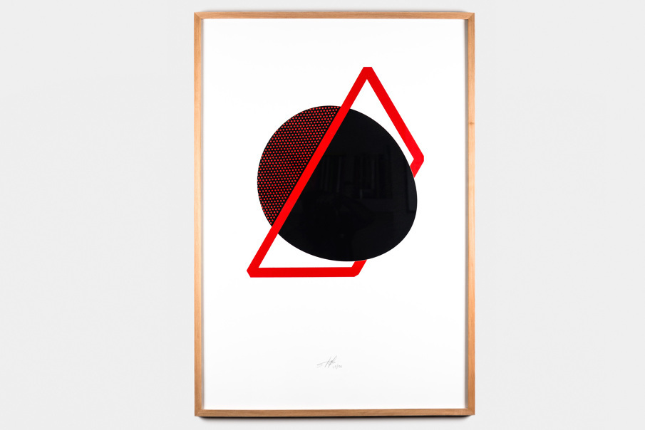 Silkscreen – 2013 / 2014 - Sebastián Rodríguez