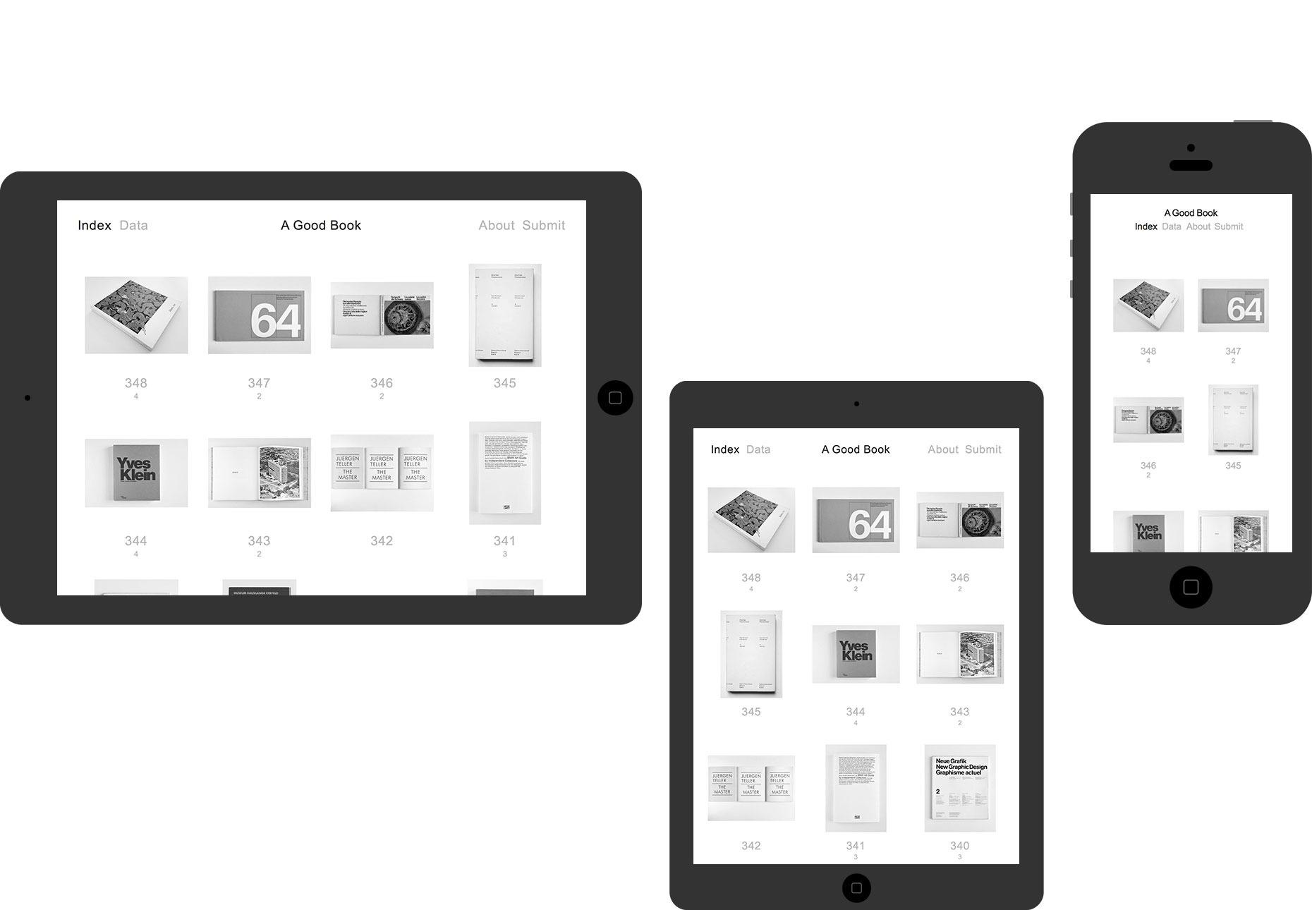 A Good Book Website — Simon Zirkunow
