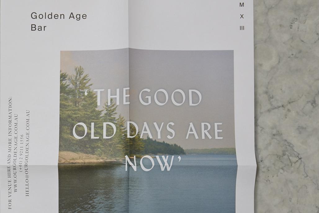 Golden Age | U-P