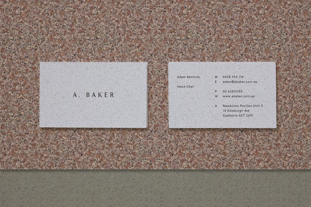 A. Baker   U-P