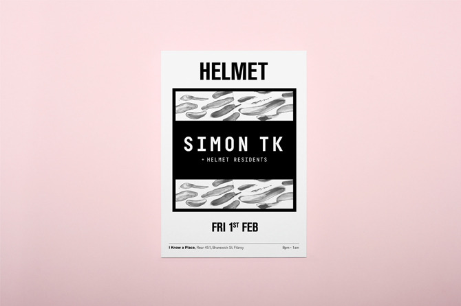 Helmet Posters - Hayden Daniel