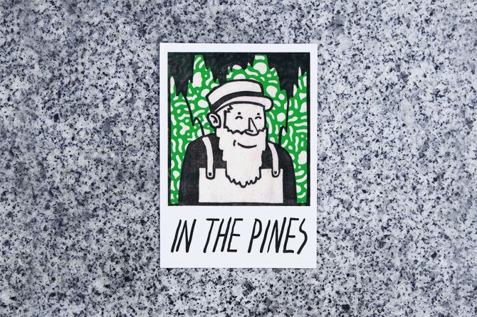 In The Pines - Hayden Daniel