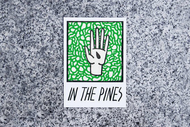 In The Pines - Hayden Daniel