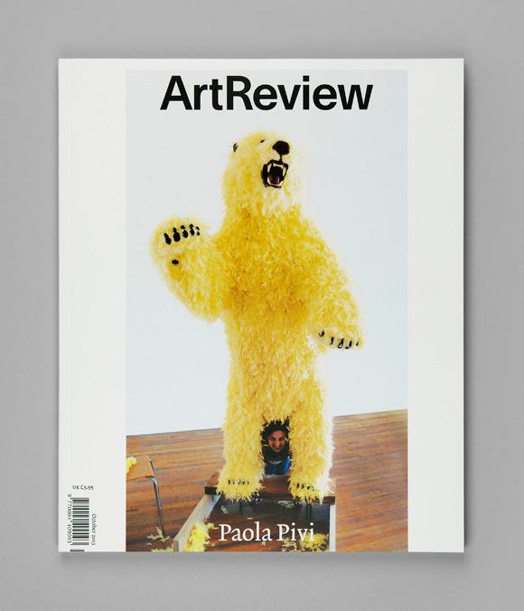 ArtReview in Art in America format « Helmut Smits