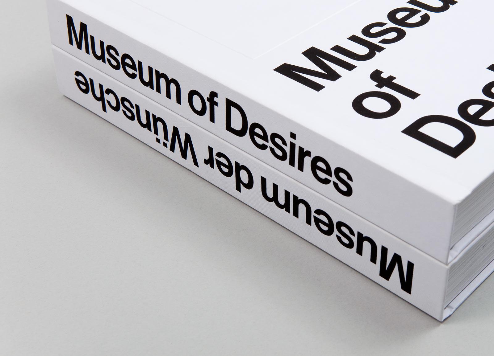 Museum of desires — Carvalho Bernau