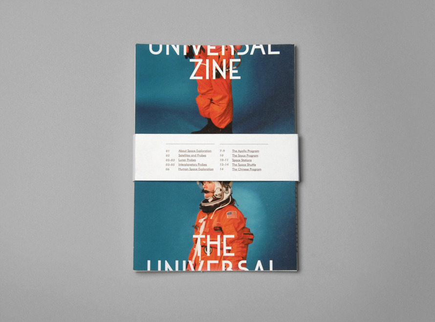 The Universal Zine2010 - Kasper Pyndt