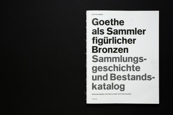 Klassik Stiftung Weimar : JUNG + WENIG