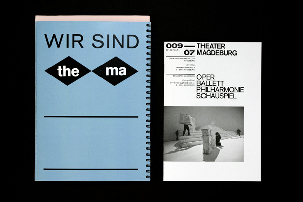 Theater Magdeburg : JUNG + WENIG