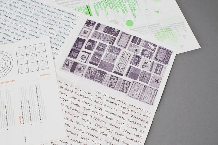 Woo Magazine - Working Format