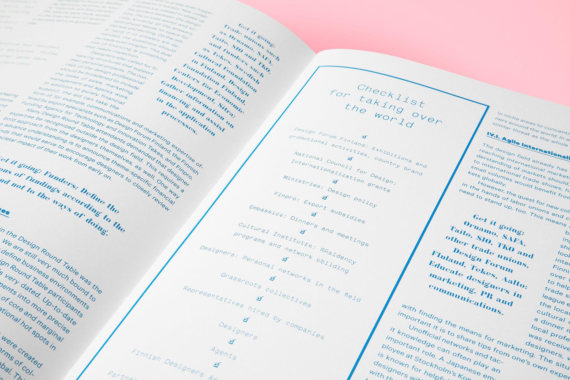 Design for Tomorrow — Tsto