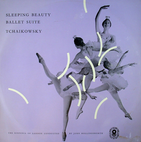 Item 140: WRC Sleeping Beauty / unknown designer / 1960s « Recollection