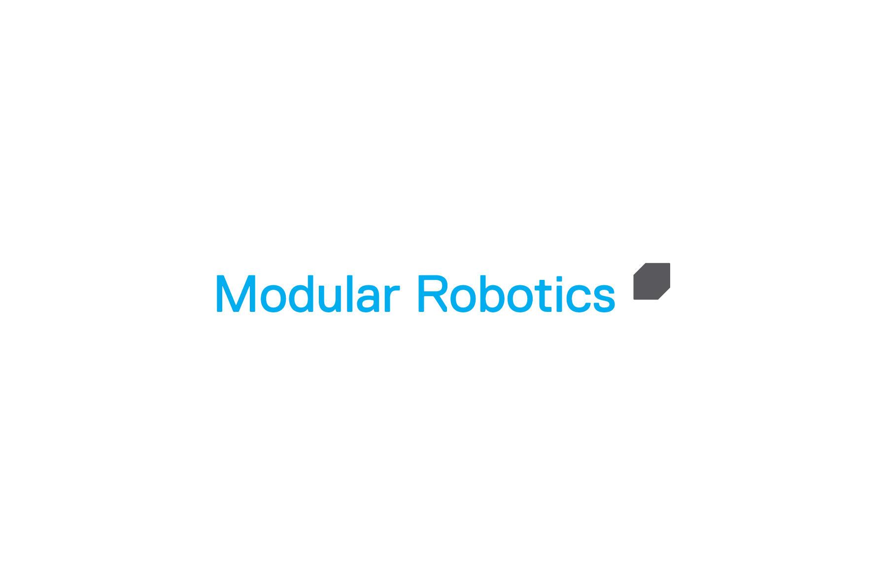 Modular Robotics — Berger & Föhr — Graphic Design & Art Direction