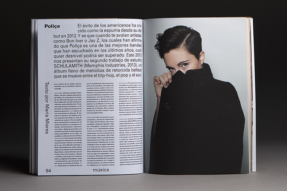 córdova — canillas: an art direction and design practice based in Barcelona founded by Diego Córdova and Martí Canillas » Lados no.28